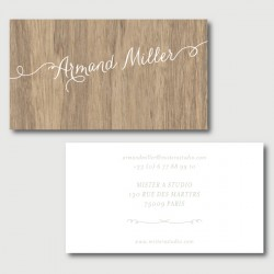armand business cards