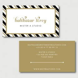 balthazar business cards