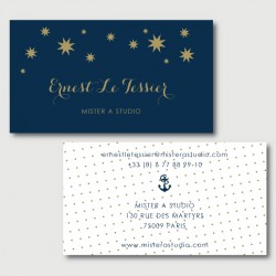 ernest business cards