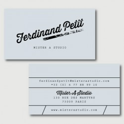 ferdinand business cards