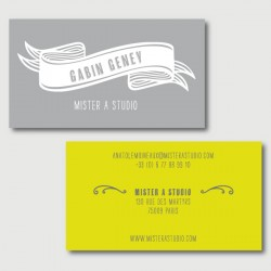 gabin business cards