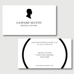 gaspard business cards