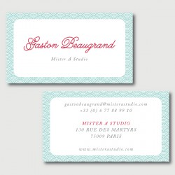 gaston business cards