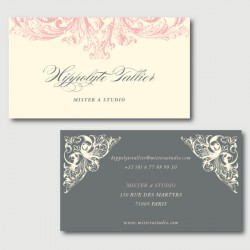 Hippolyte business cards