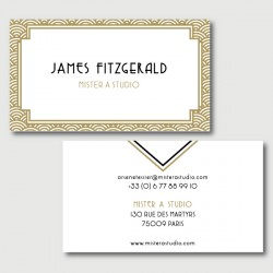 james business cards