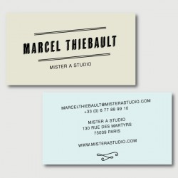 marcel business cards
