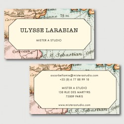 ulysse business cards