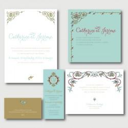 invitation Catherine