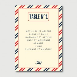 leon plan de table
