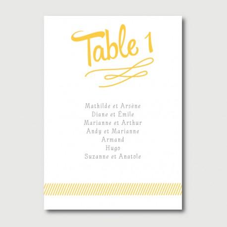 lucien plan de table
