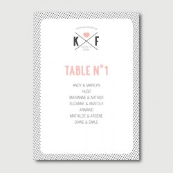 felix plan de table