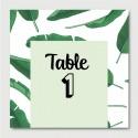 Andy numéro de tables