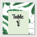 Andy table numbers