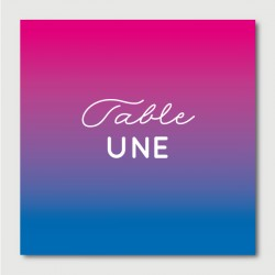 Louie numéro de tables