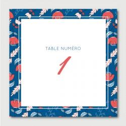 Henry numéro de tables