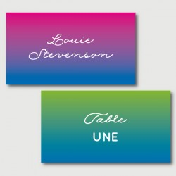 louie place cards
