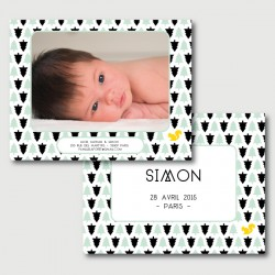 Simon baby announcement