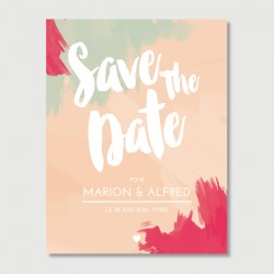 alfred save the date