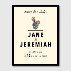 save the date jeremiah
