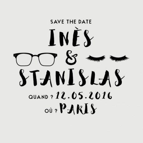 tampon save the date stanislas