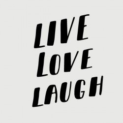 tampon Live, Love, Laugh