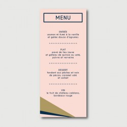 robin menu