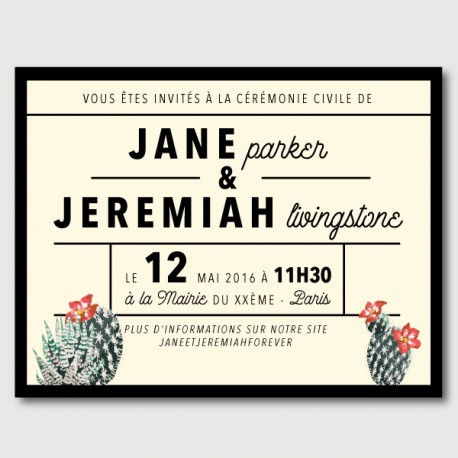invitation secondaire jeremiah