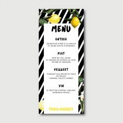 pierrot menu