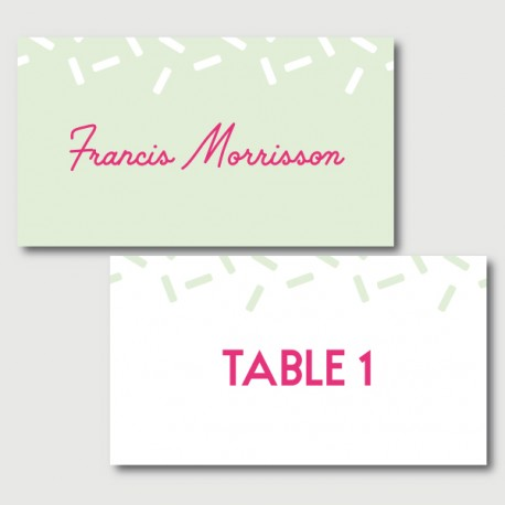 alfred place cards