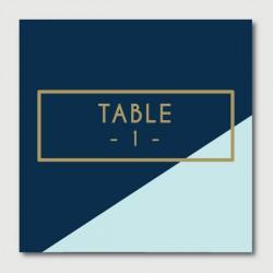 robin numéro de tables