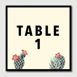 jeremiah numéro de tables