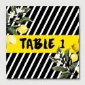 pierrot numéro de tables