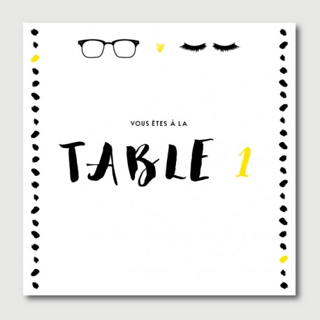 stanislas numéro de tables