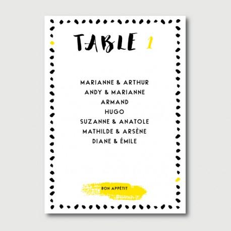 stanislas plan de table