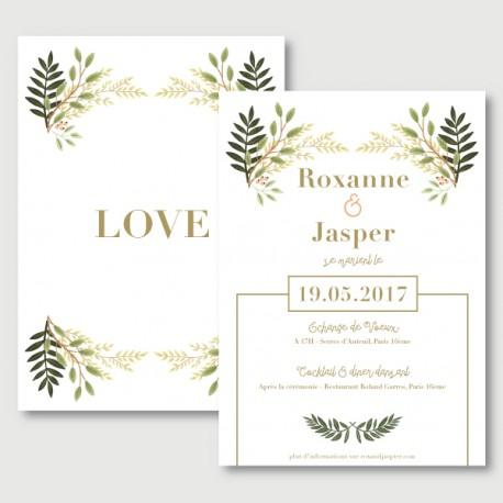 invitation jasper