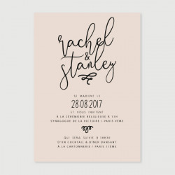 invitation stanley