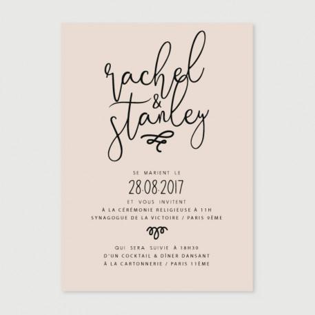 invitation stanley