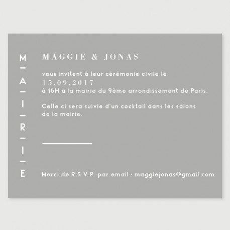 invitation secondaire jonas