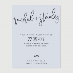 invitation secondaire stanley