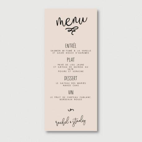 stanley menu